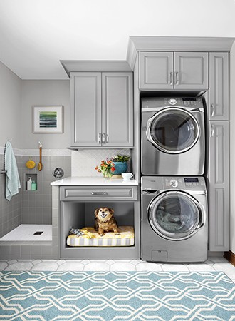 laundry room ideas storage