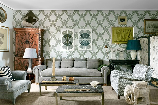 best living room wallpaper 2019