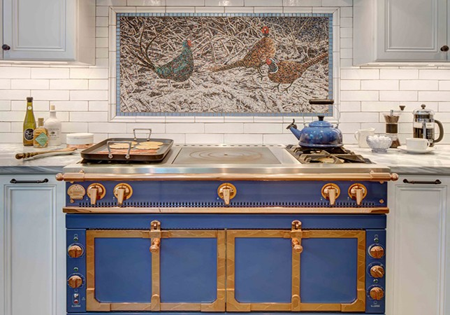 Kitchen Backsplash Ideas | The Top 2019 Kitchen Trends ...