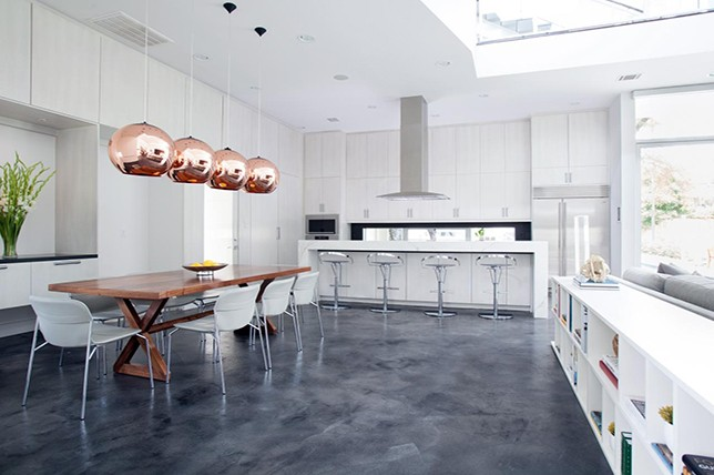 Kitchen Flooring Ideas 2019 The Top 12 Trends Of The Year Decor Aid