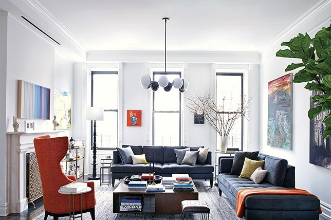 . Living Room Interior Design Trends 2019   The Top 15   D cor Aid