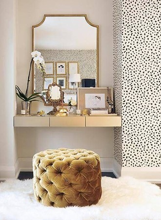 summer home decor trends animal print