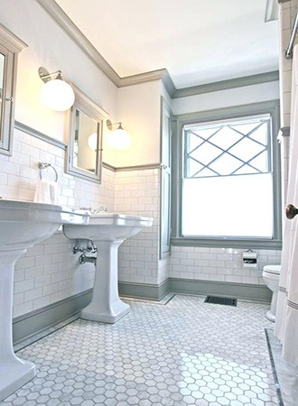 Bathroom Flooring Ideas 2019 | The Best Options For A Home ...