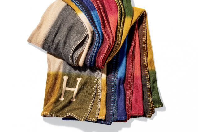 best statement blankets 2019 hermes
