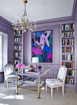 lilac best interior paint for office