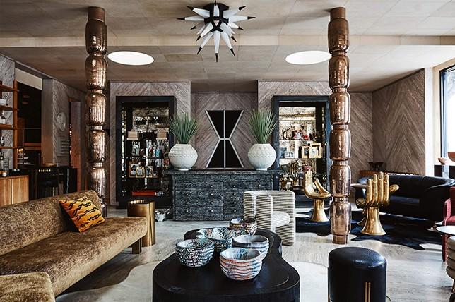 leading interior designers