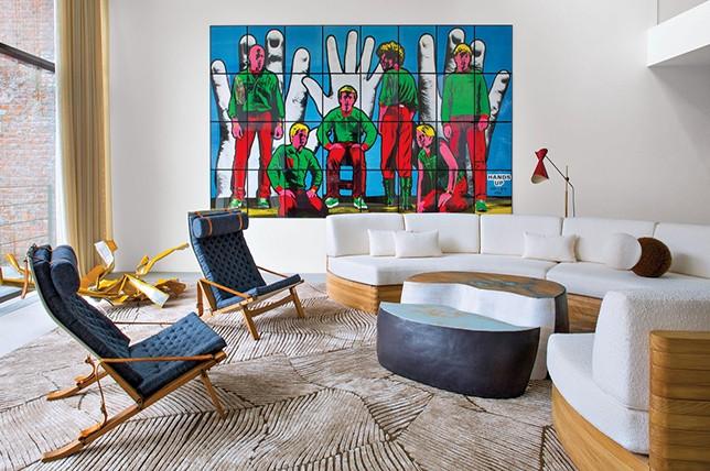 Pierre Yovanovitch best interior design services