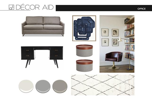 how an interior designer works