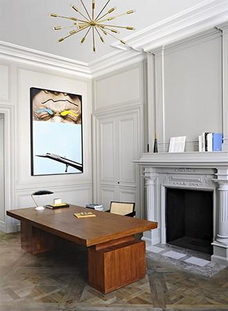 summer home decor trends art