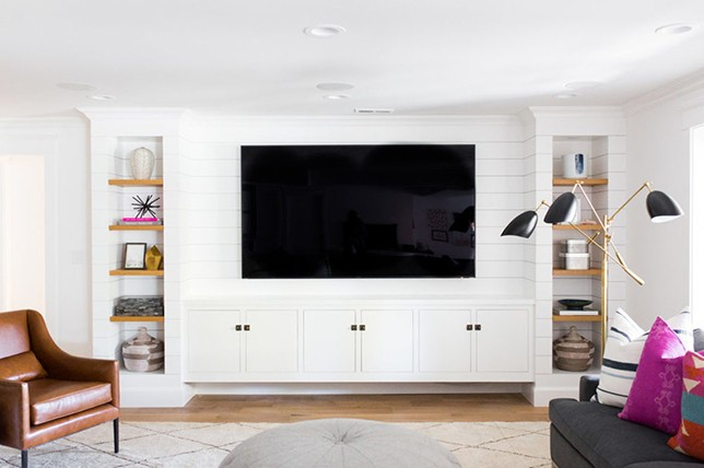 summer home decor trends white wood