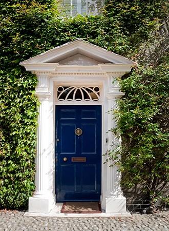 summer home decor trends painted doors