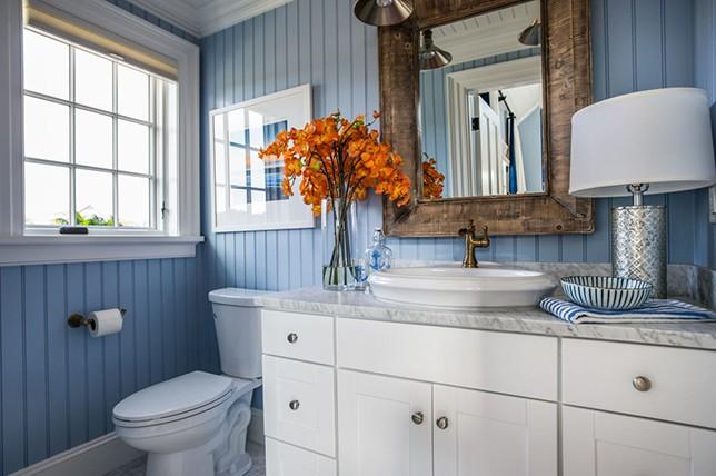 light blue bathroom paint colors