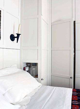 built in bedroom storage ideas
