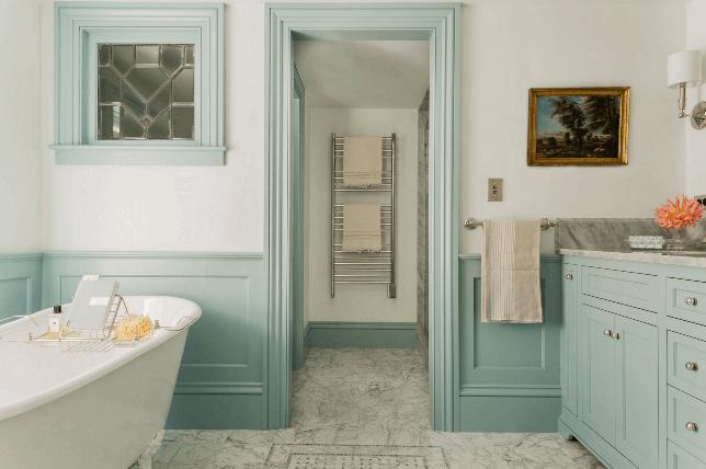 pistachio bathroom paint colors