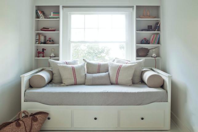 underbed bedroom storage ideas