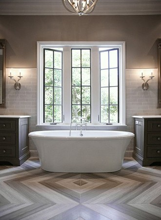 taupe color ideas bathroom