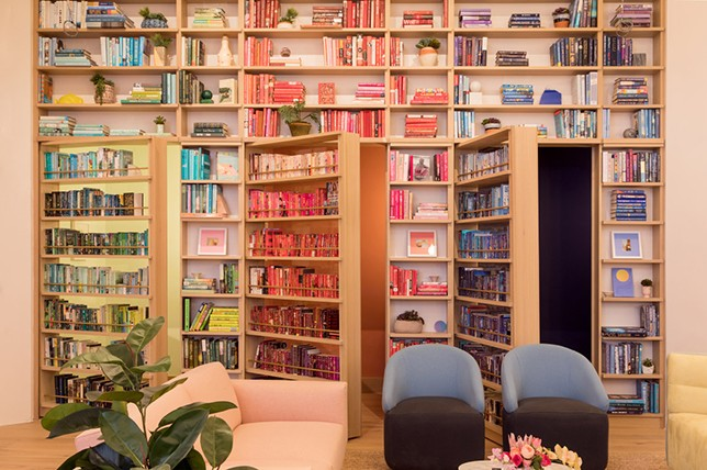Home Library Design Ideas Heres How To Create Your Own Décor Aid