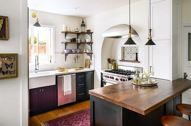 modern kitchen rug ideas