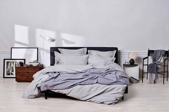 gray duvet cover ideas