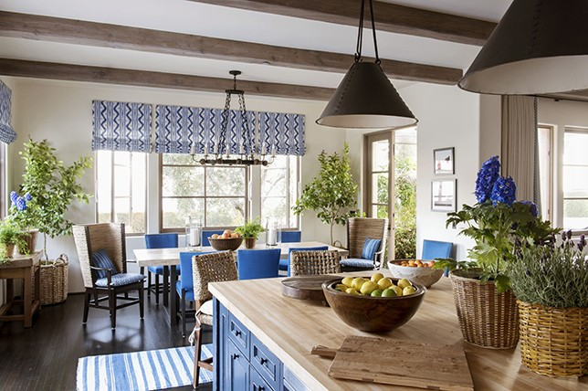 brightly colored kitchen rug ideas