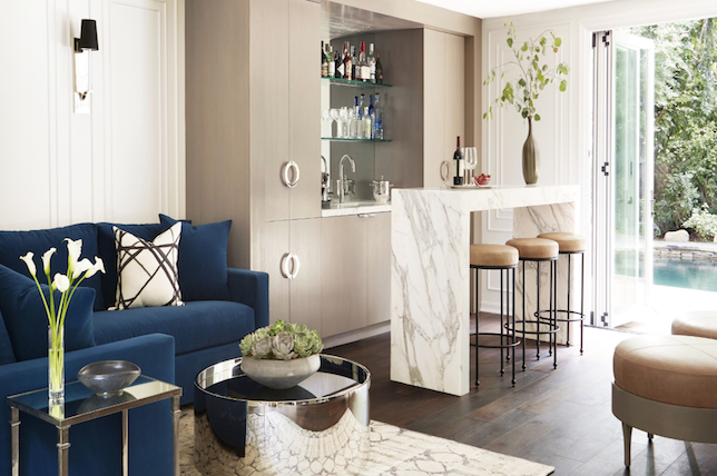 Home Bar Ideas For The Ultimate Night In Luxuriously Decor Aid