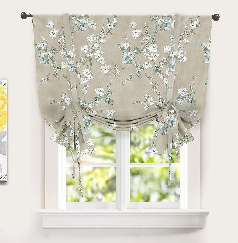 austrian shades curtain