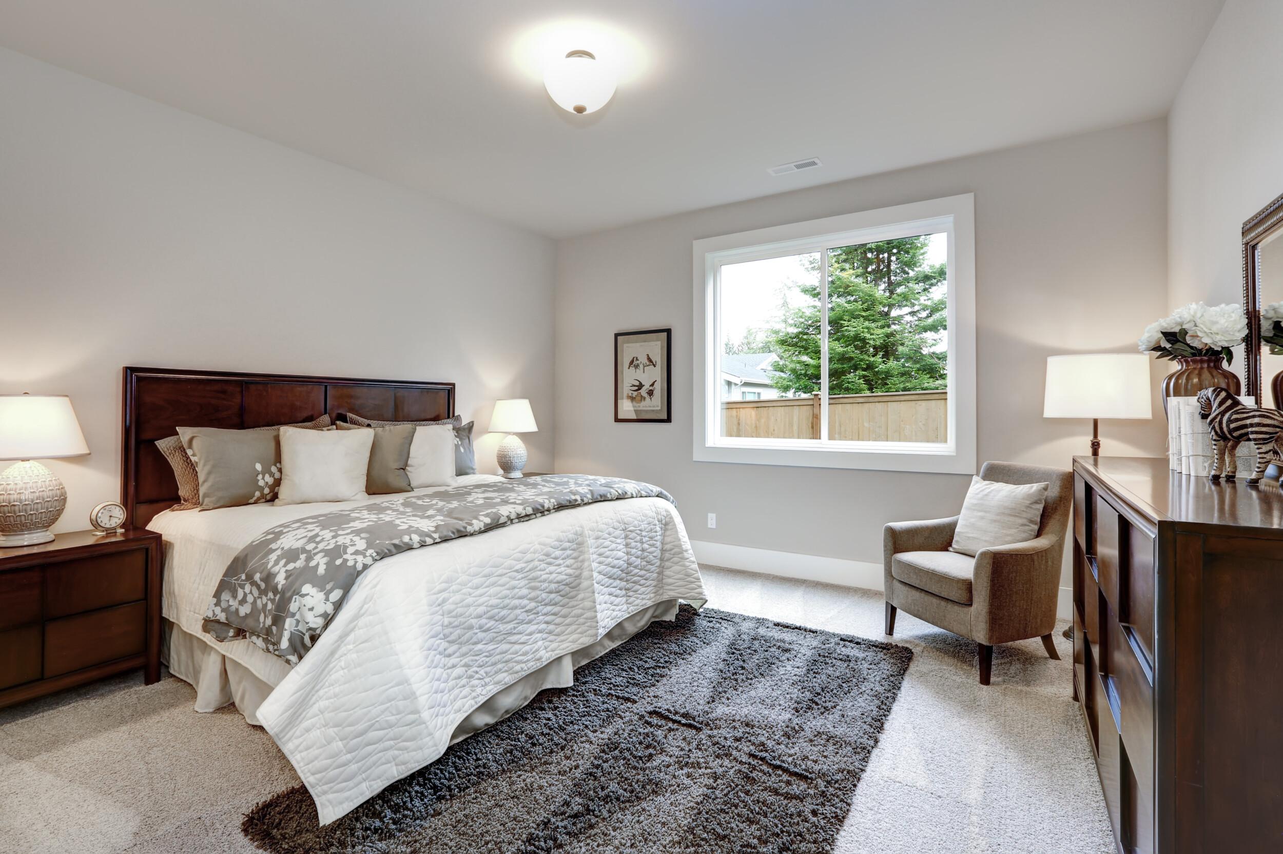 bedroom bedding idea