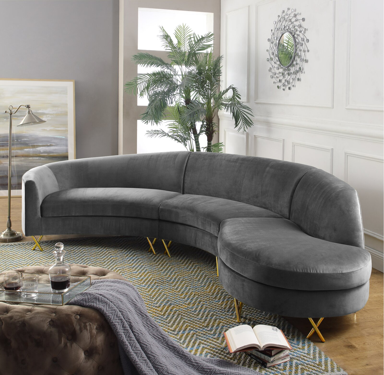 best 2021 sectional couches trends - The Hottest Home Decor Trends of 2021