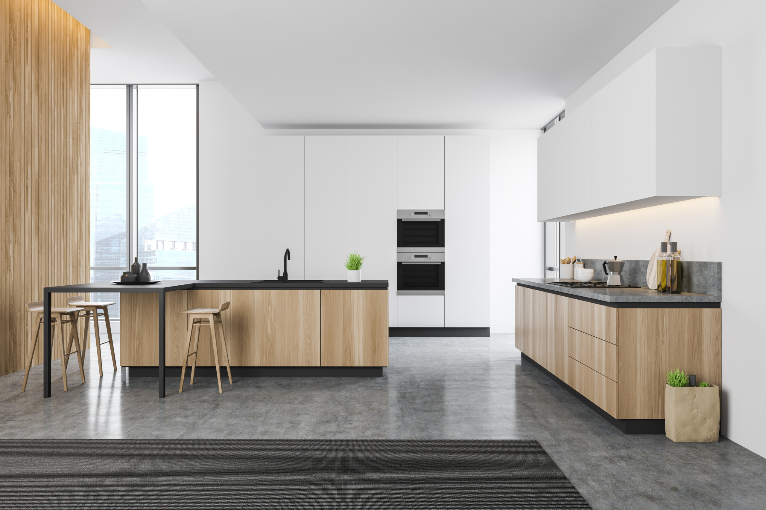 Kitchen Flooring Ideas   The Top 9 Trends of The Year   Décor Aid