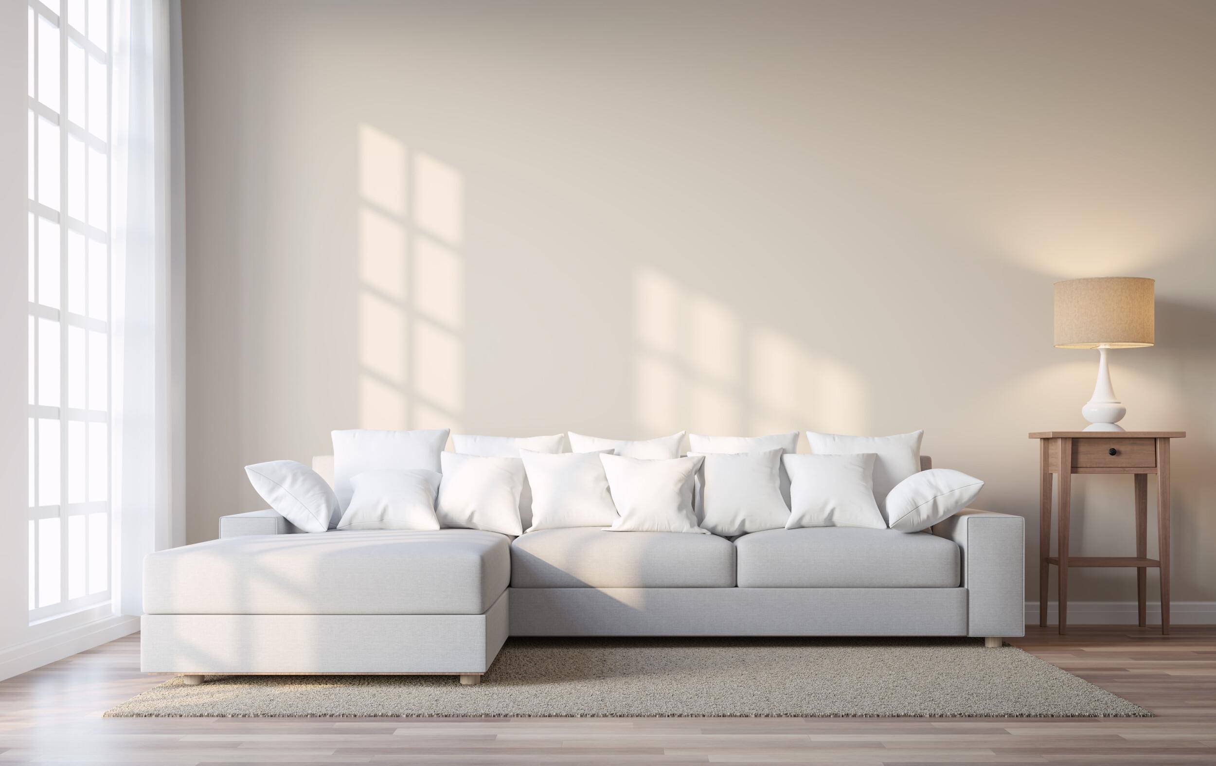 cream color paint interior design