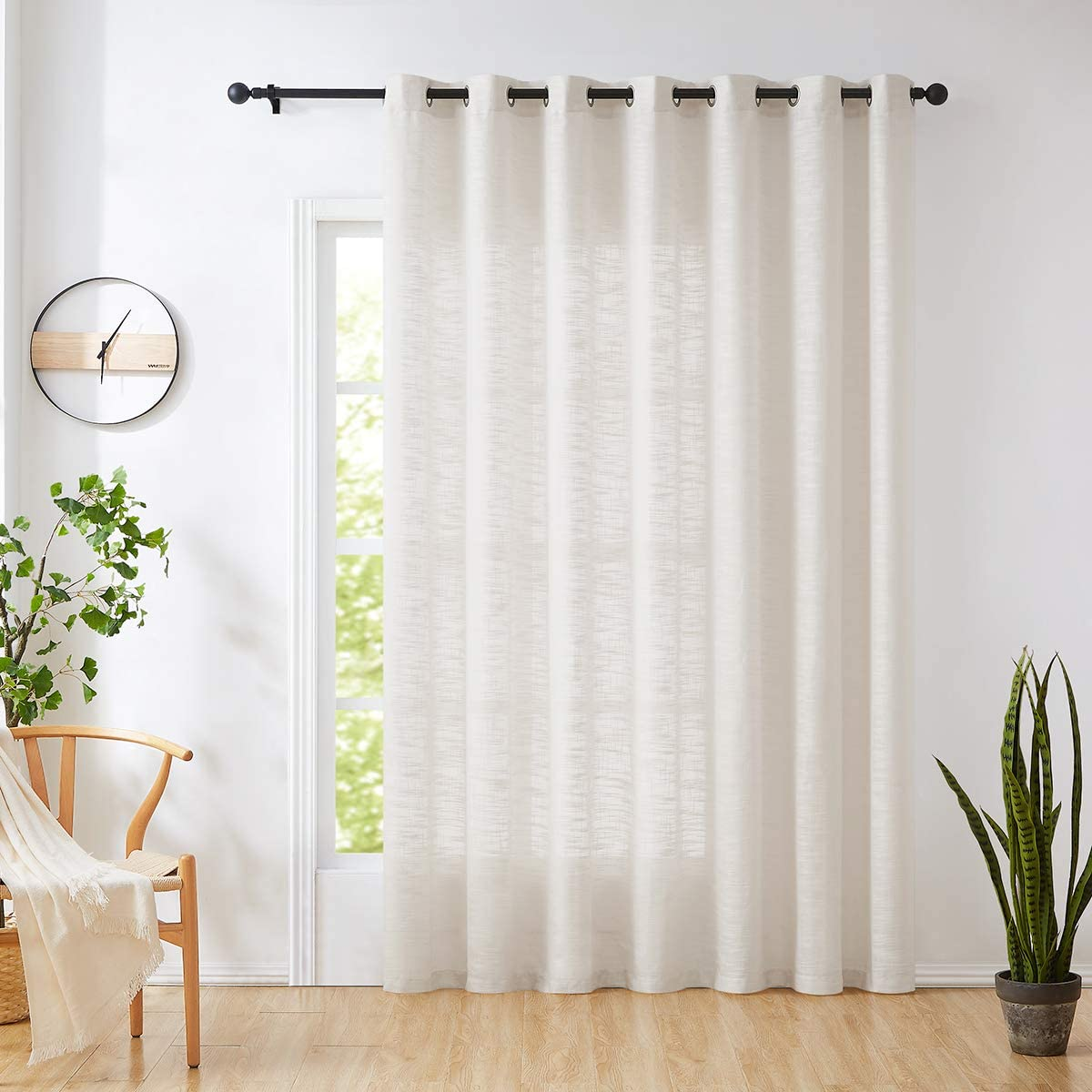 custom curtains for sliding door