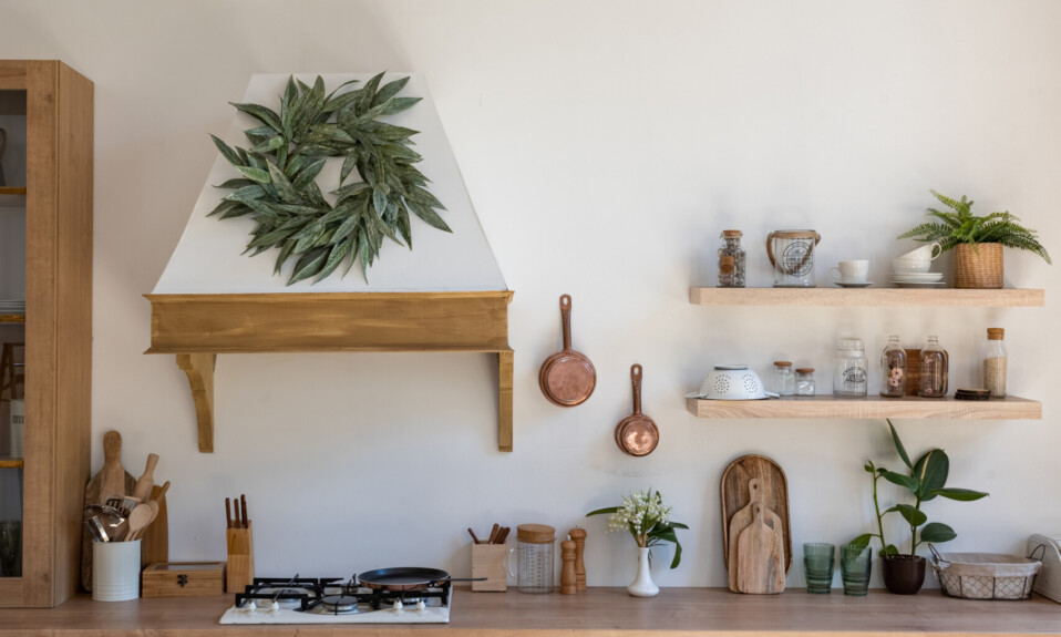 eco friendly wooden cabinets