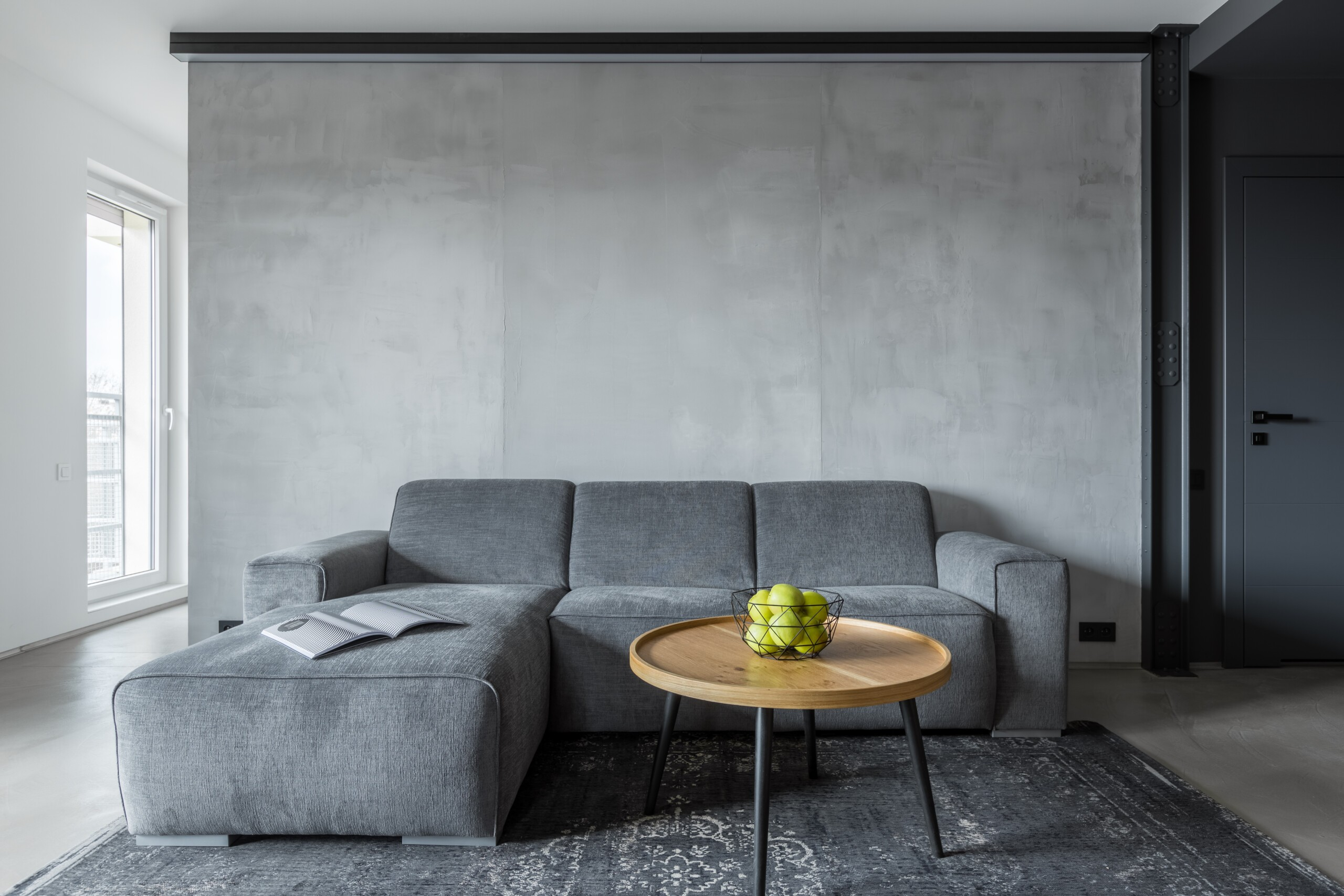 15 Ways To Style A Grey Sofa In Your, Grey Couch Living Room