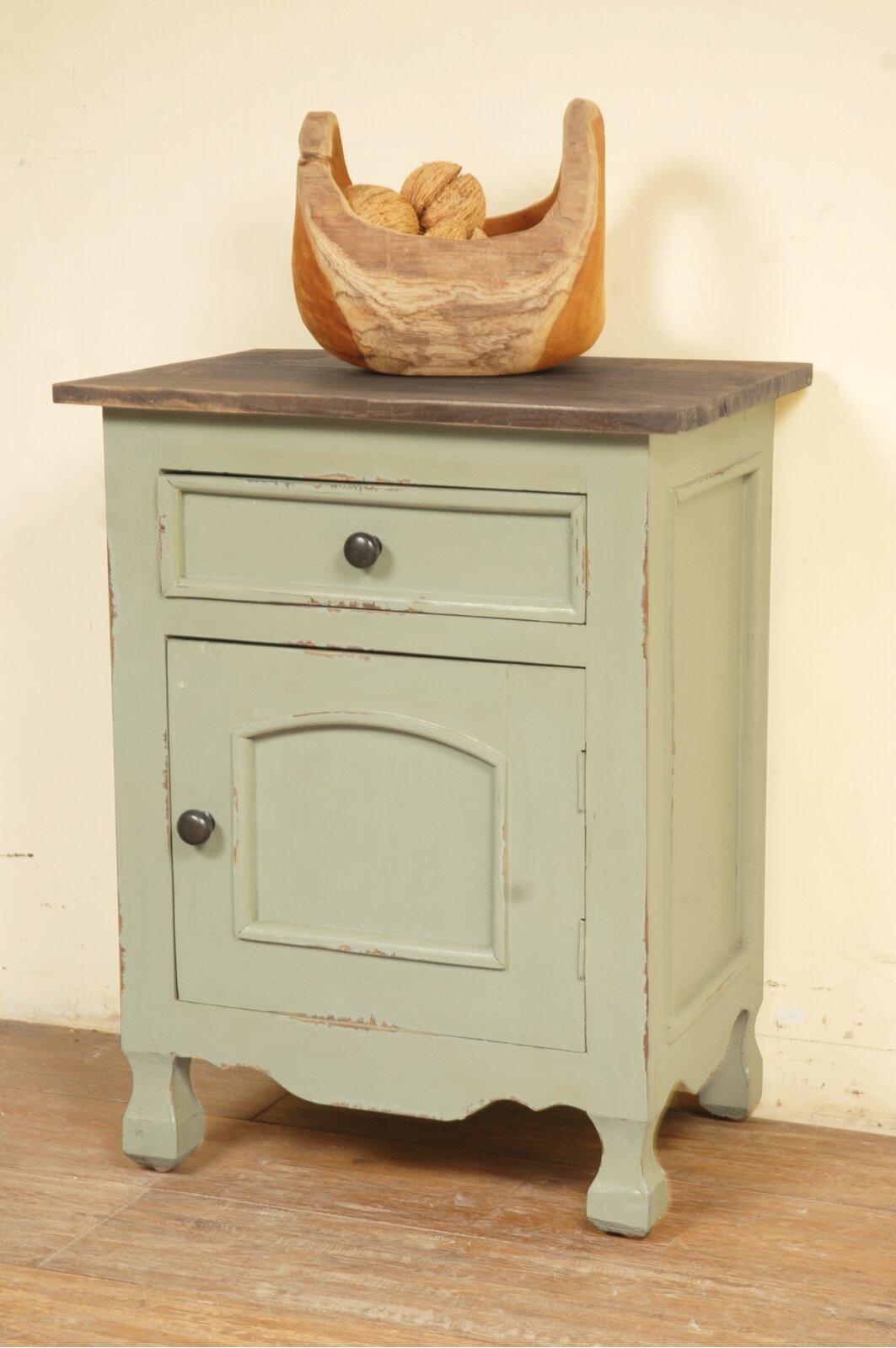handmade wooden cabinet