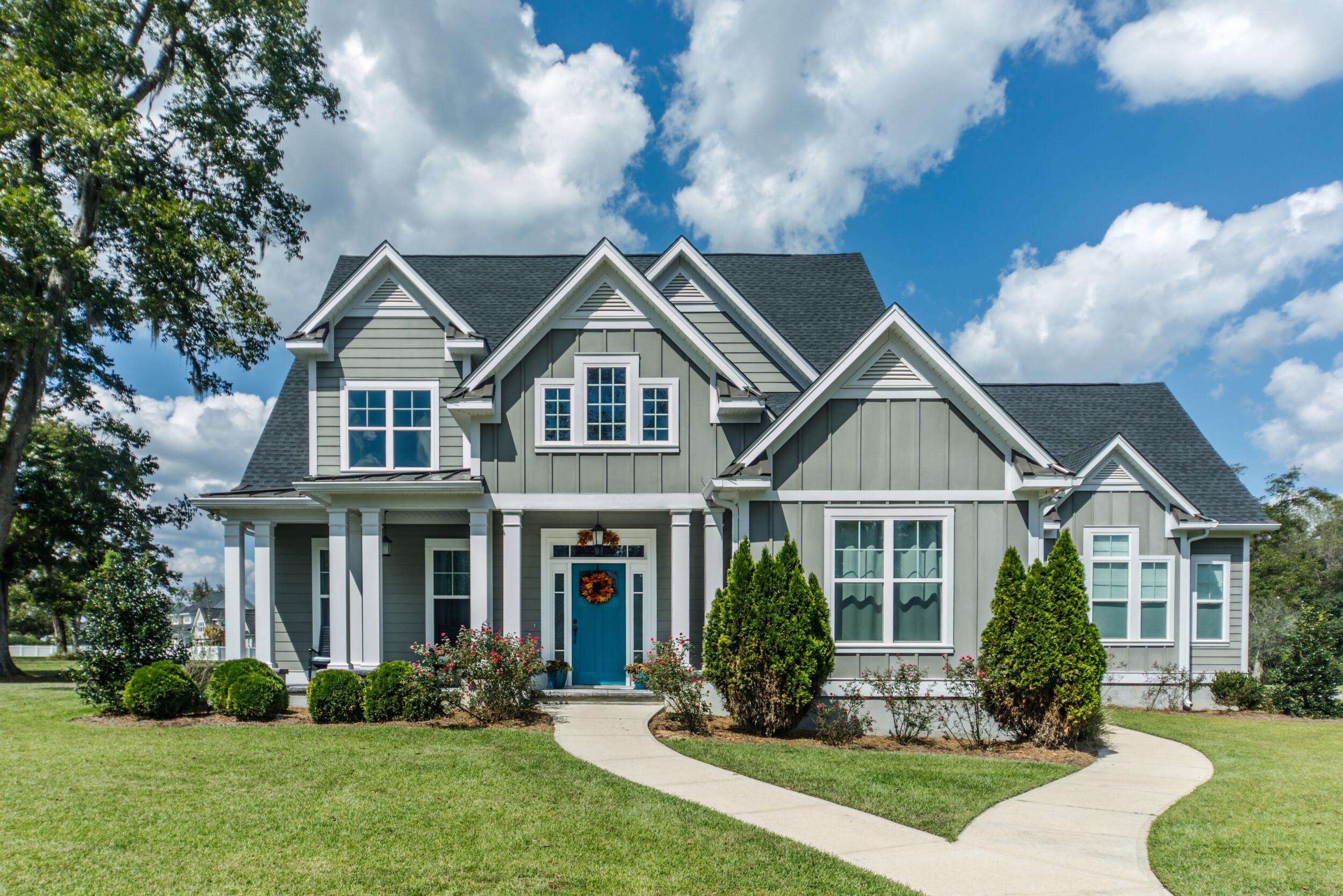 house exterior sage green