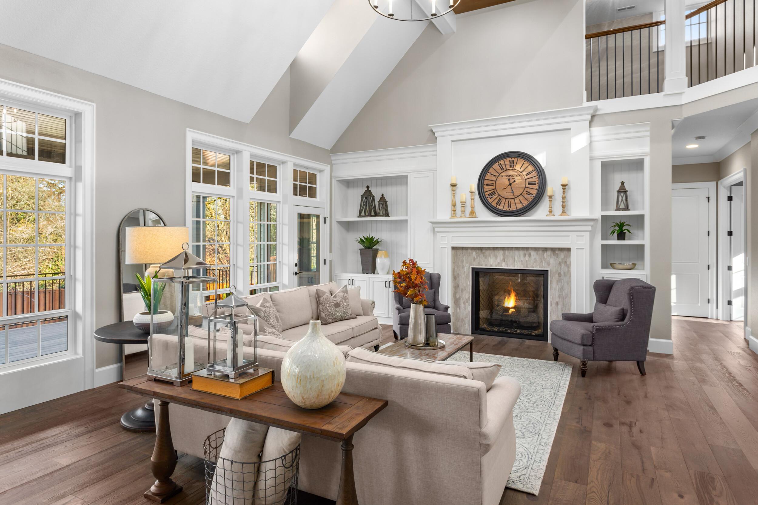 luxurious traditional interior design