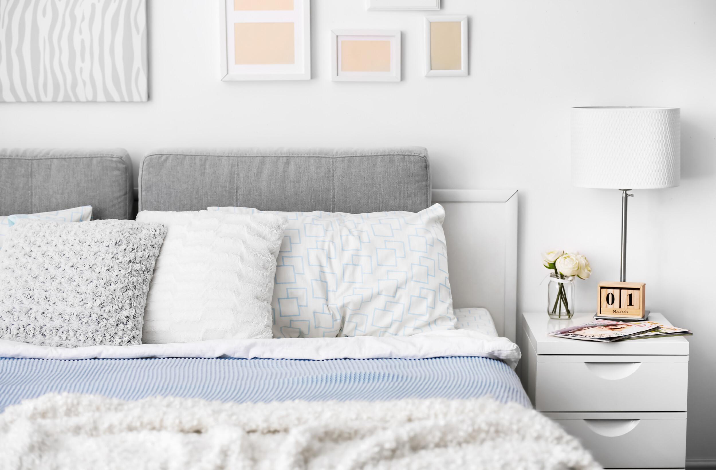 modern bedding idea
