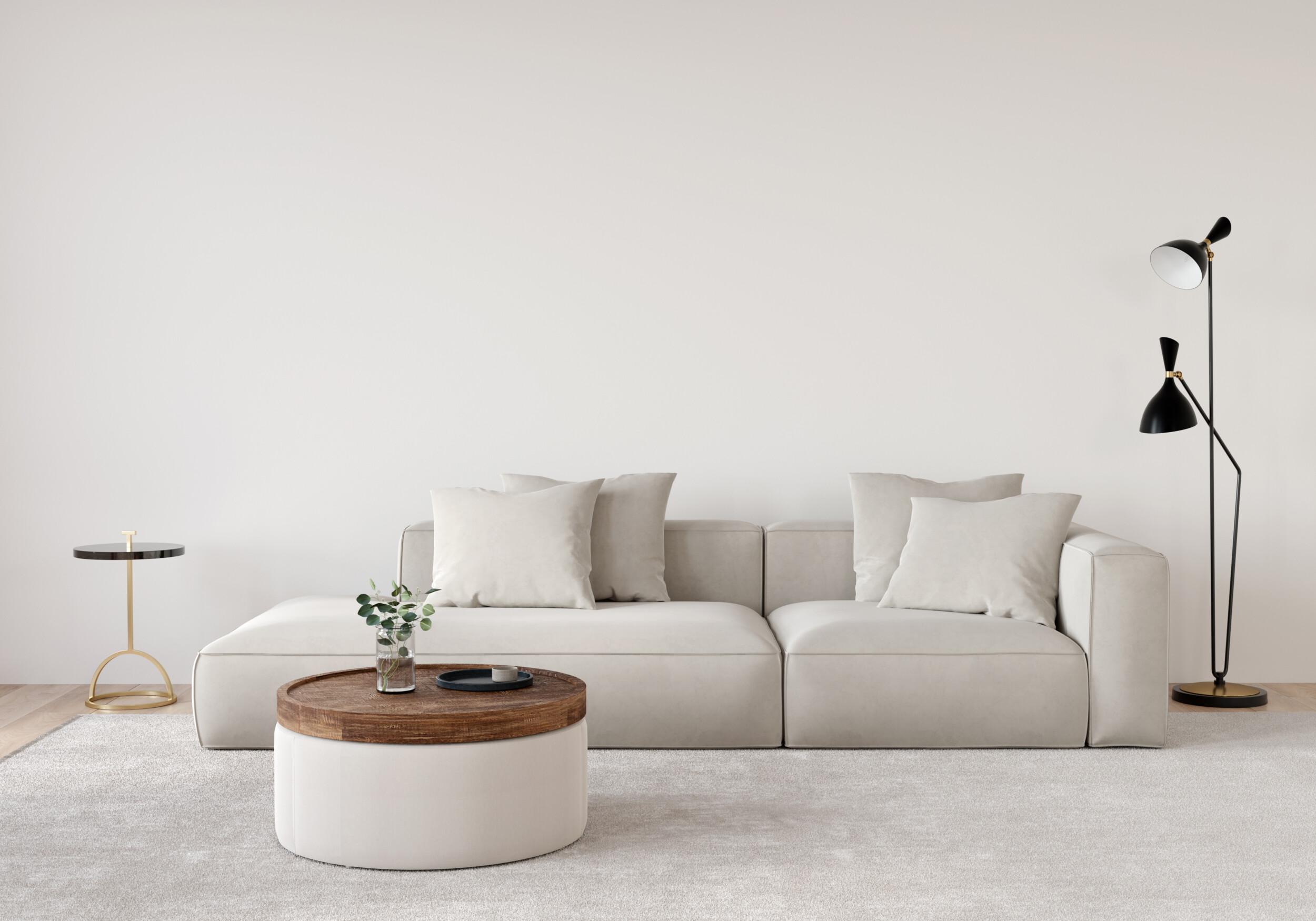modern urban living room