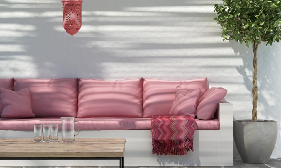outdoor sofa design