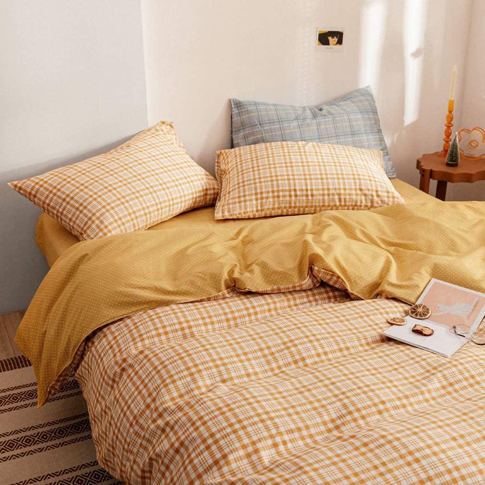 reversible bedding idea