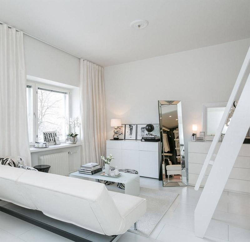 small apartment lighting ideas