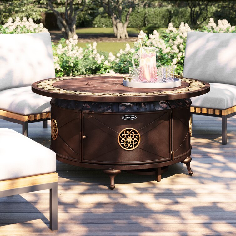 table top fire pit