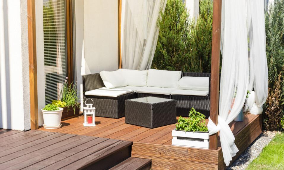 terrace decoration ideas