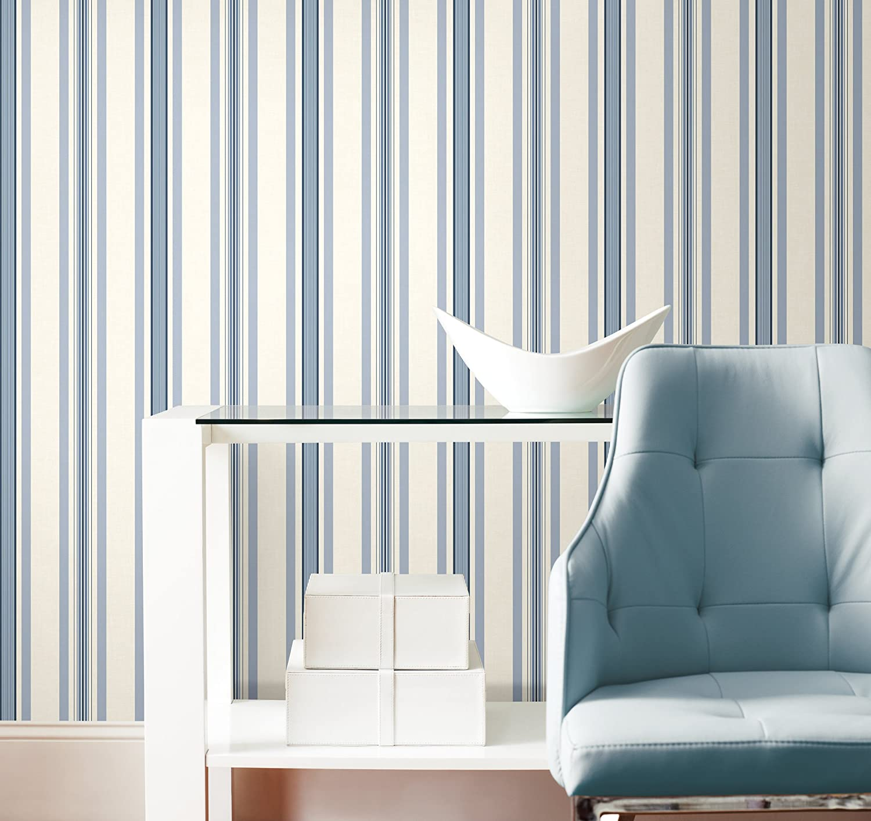 tonal stripes wallpaper