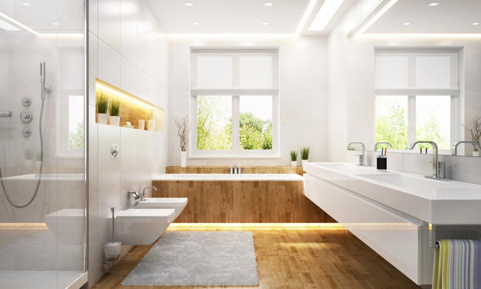wood effect bathroom floor tiles