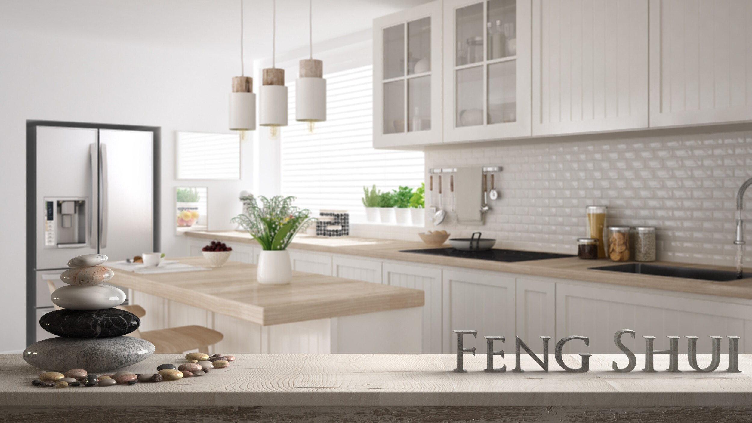 Feng shui style guide
