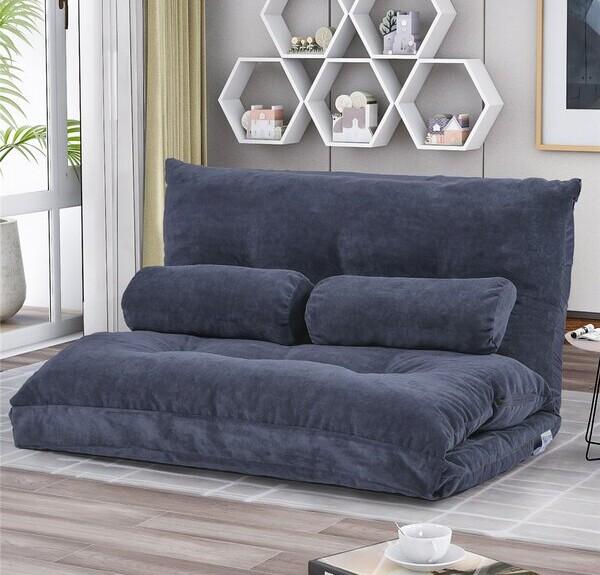 3. Fold-Out Floor Sleeper Chair