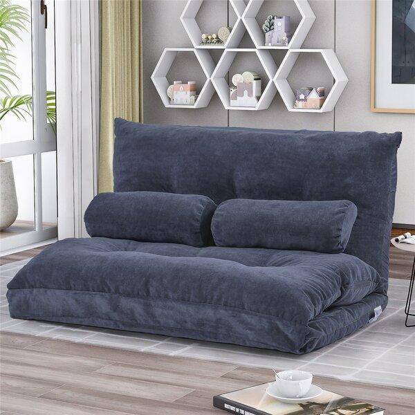 3.Fold-Out Floor Sleeper Chair