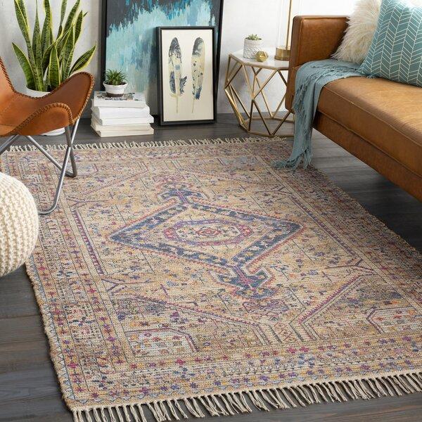 patterned oriental rug