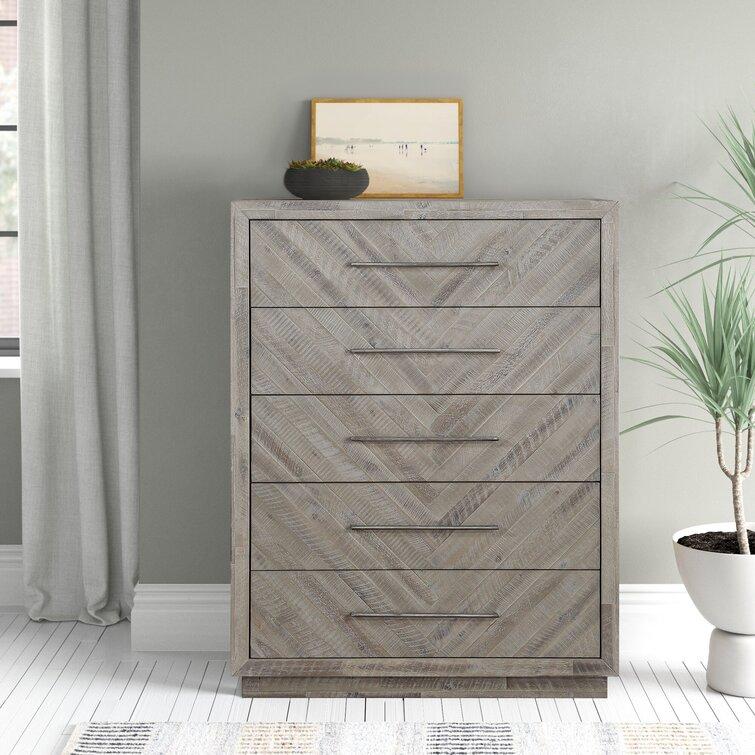 driftwood style dresser